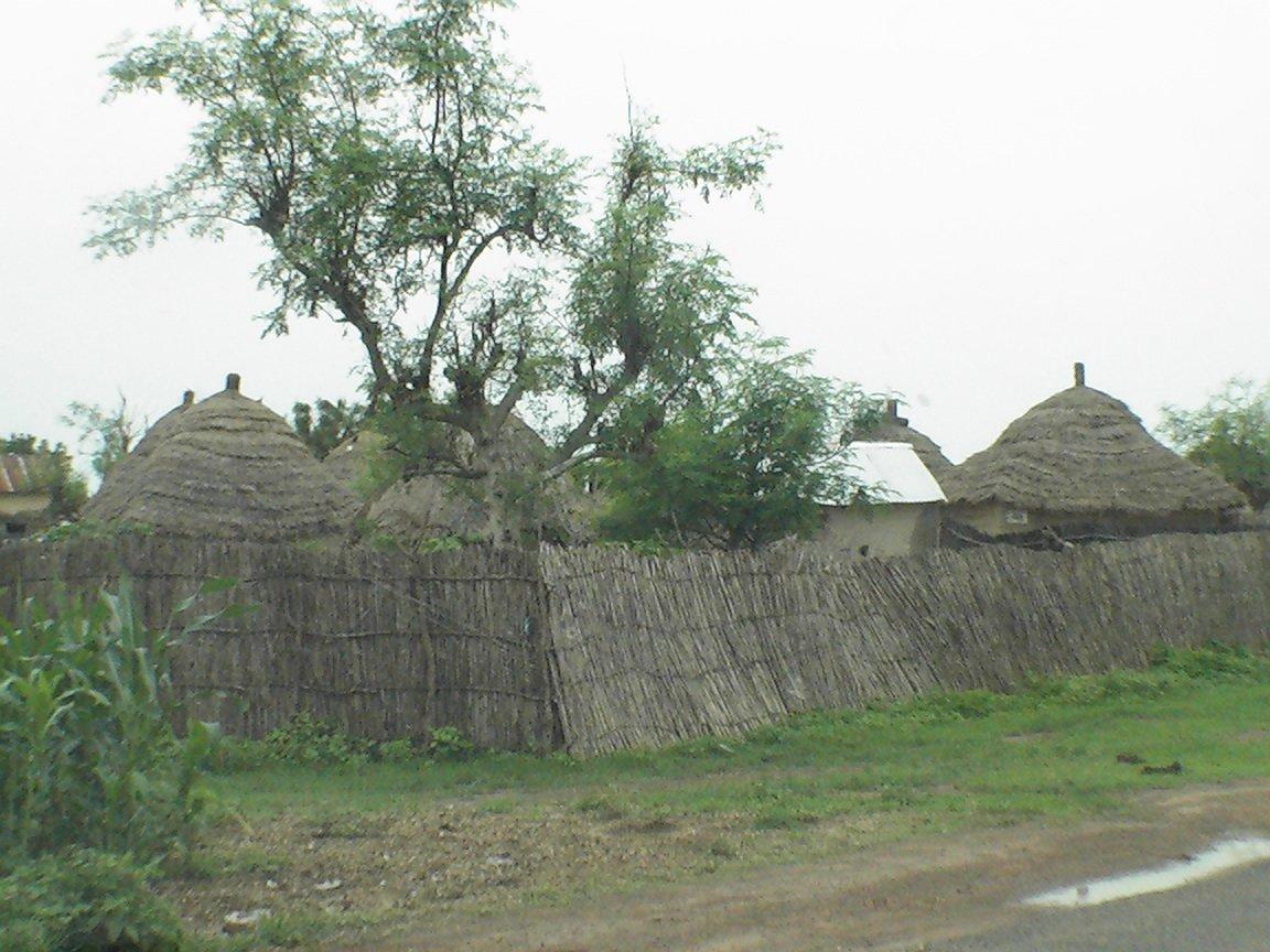 Maison dans le village de Thila Keur Khalifa