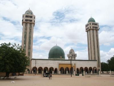 Mosque de Medina Baye Niass