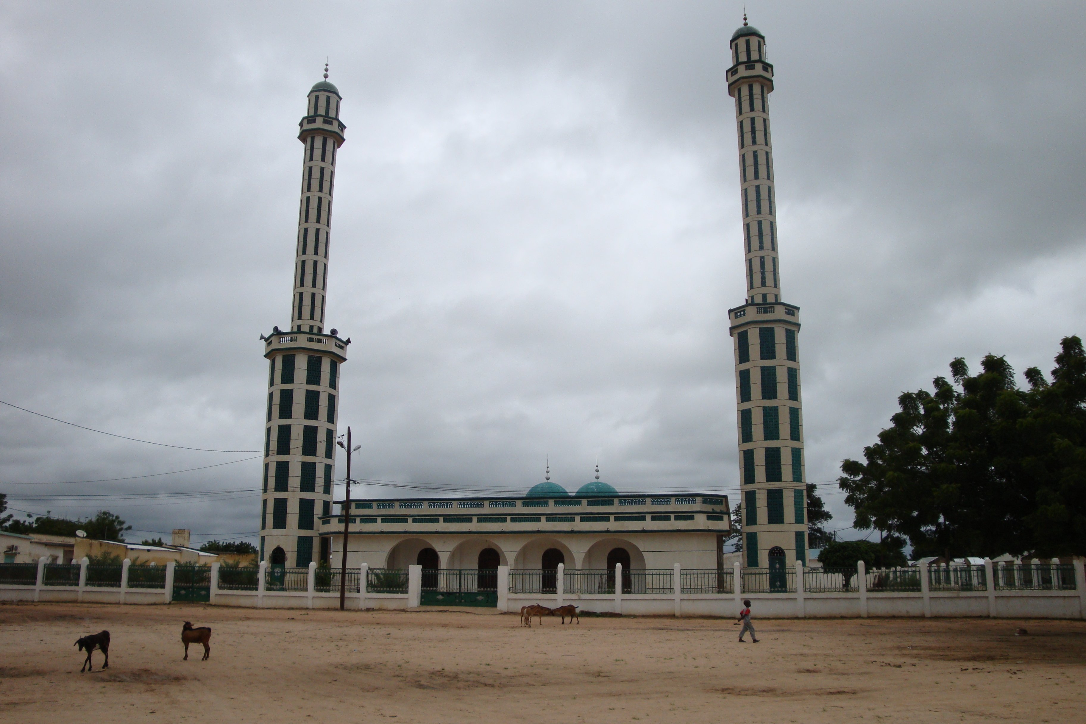 Mosque de Taiba Niassene